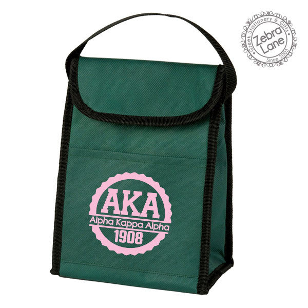 AKA Lunch Bag - Green
