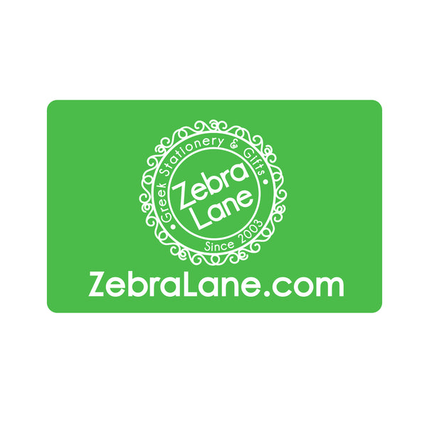 Zebra Lane E-Gift Card