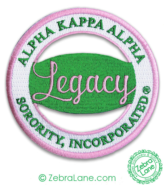 AKA Legacy Cutout Patch