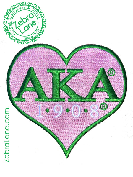 AKA Heart Patch