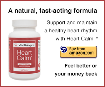 Heart Calm heart rhythm support