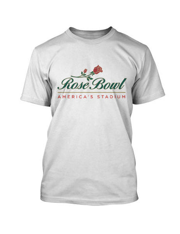 Rose Bowl - Men's Short Sleeve Crew Neck Tee
