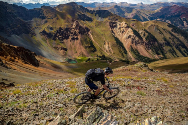 The Great Divide Ride - Part 3, Yellowstone, Wyoming and