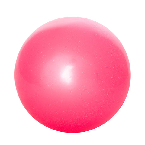 Pink Junior Rhythmic Gymnastic Glitter Ball