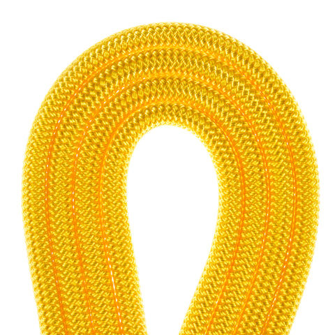 Yellow High Performance Rhythmic Gymnastic Rope