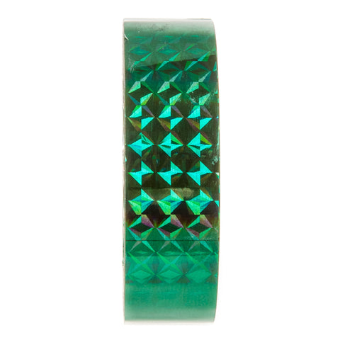 Green Holographic Tape
