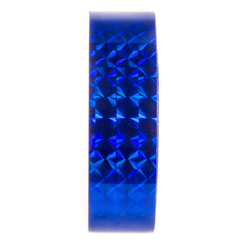 Dark Blue Holographic Tape