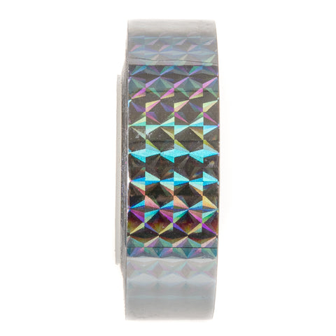 Silver Holographic Tape