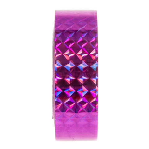 Pink Holographic Tape