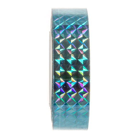 Ice Blue Holographic Tape