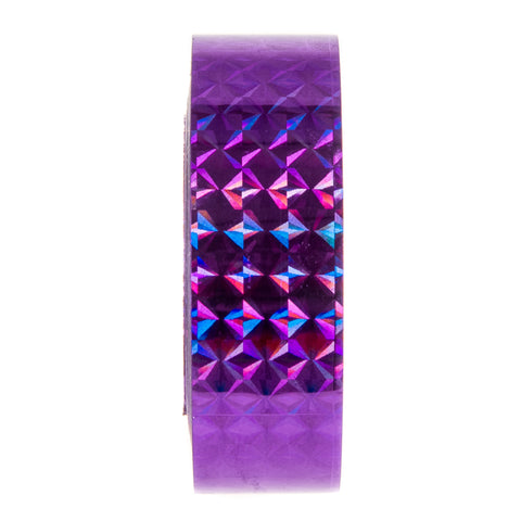 Purple Holographic Tape