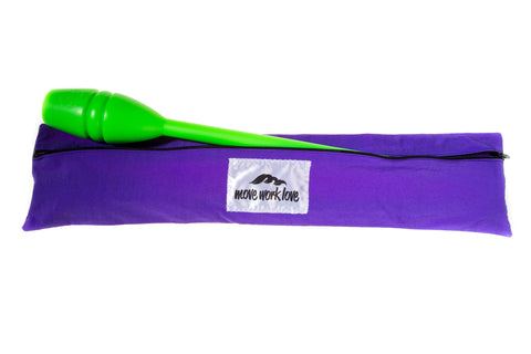 Violet Rhythmic Gymnastic Clubs Bag