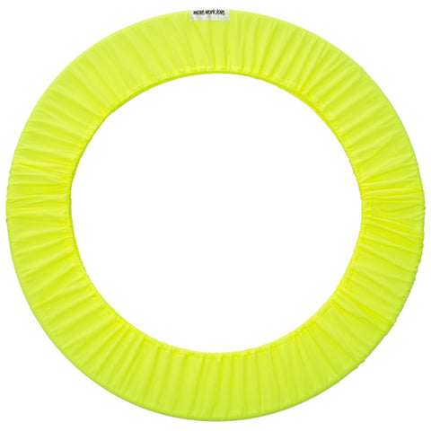 Neon Yellow Rhythmic Gymnastic Hoop Cover