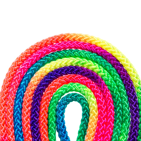 Rainbow Rhythmic Gymnastic Rope