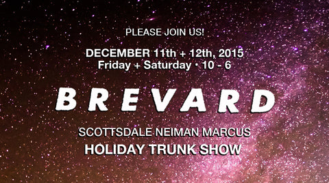Brevard Jewelry Trunk Show December 2015 at Neiman Marcus in Scottsdale