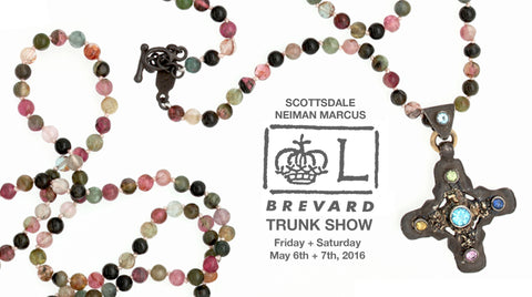 Brevard Jewelry Trunk Show Invite for May 2016 at the Scottsdale Neiman Marcus