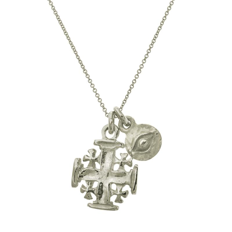 Acre Double Charm Necklace-Brevard