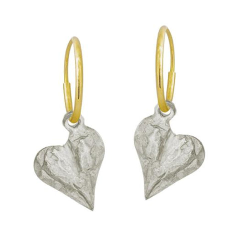 Apollo Heart Earring-Brevard