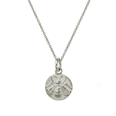 Bee Charm Necklace-Brevard