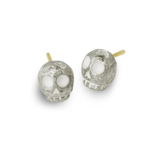 Medium Rodger Stud Earring-Brevard