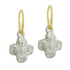 Old Money Cruz • Endless Hoop Charm Earring-Brevard