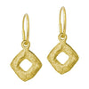 Gold Diamond Old Money Earring-Brevard