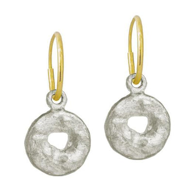 Old Money • Endless Hoop Charm Earring-Brevard