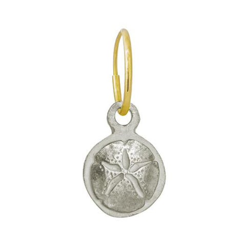 Carrillo Sand Dollar Earring-Brevard