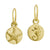 Gold Starfish + Seahorse Mismatch Earring Pair-Brevard