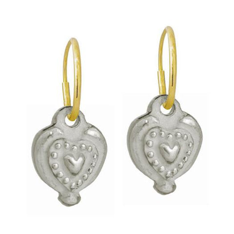 Empire Heart Earring-Brevard