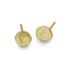 Gold Tiny Heart + Tiny Star • Mismatch Stud Earring Pair-Brevard