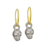 Tiny Rodger • Endless Hoop Charm Earring-Brevard