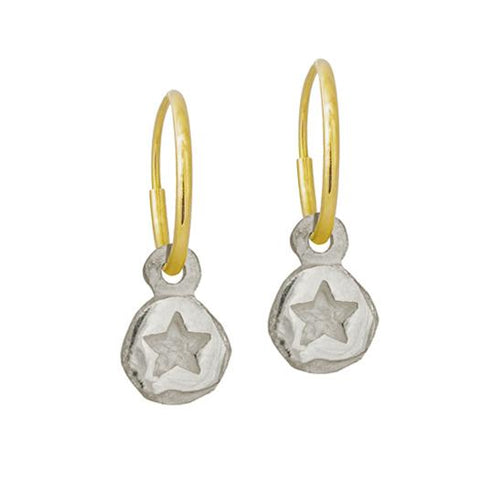 Tiny Star Earring-Brevard