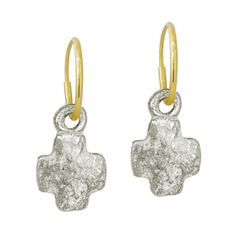 Tiny Old Money Cruz Earring-Brevard