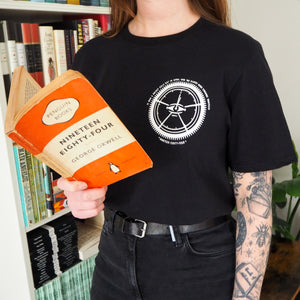 Nineteen Eighty-Four T-Shirt - George Orwell