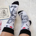 Alice in Wonderland Socks - Literary Emporium