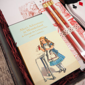 Alice in Wonderland Gift Set