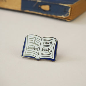 SALE Banned Books Enamel Pin - Literary Emporium