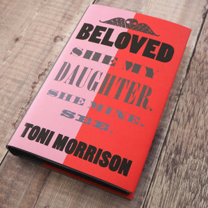 Beloved by Toni Morrison - Literary Emporium