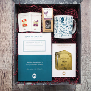 Book Lover Gift Set