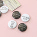 Bookish Button Badges - Literary Emporium