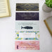 First and Last Line Bookmarks
