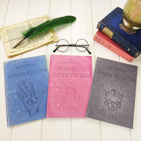 Limited Edition Magic Notebook Set - Literary Emporium
