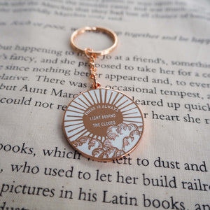 Little Women Keyring