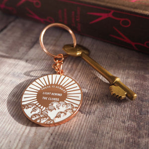 Little Women Keyring - Literary Emporium