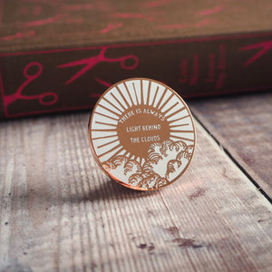 Little Women Enamel Pin - Literary Emporium