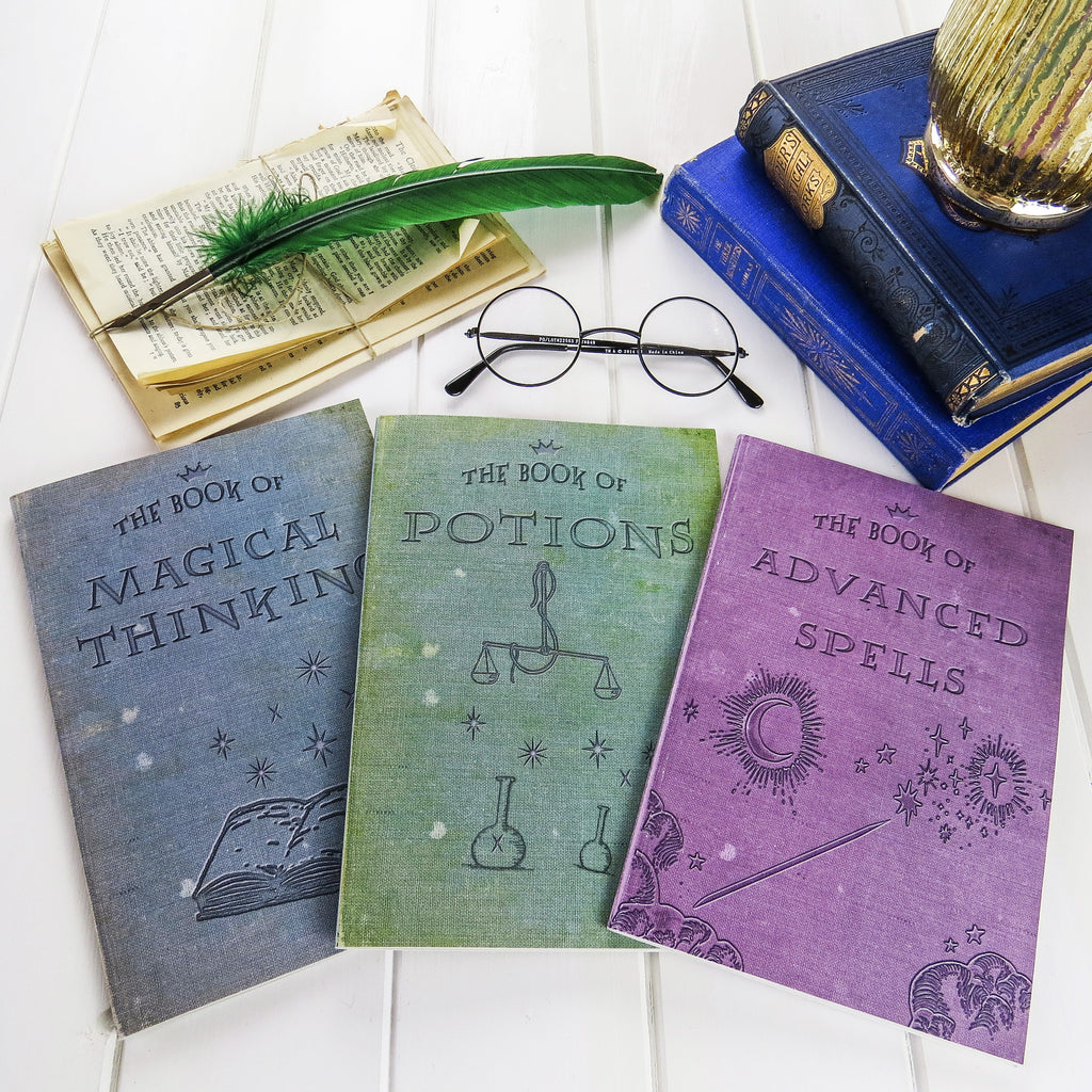 Magic Notebooks - Literary Emporium