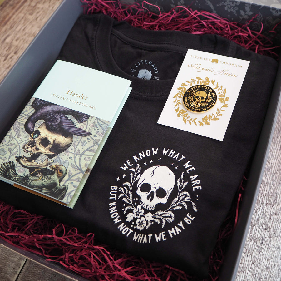 Ophelia Gift Set - Shakespeare's Heroines Collection - Literary Emporium
