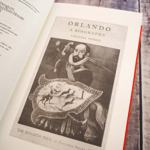 Orlando by Virginia Woolf - Literary Emporium