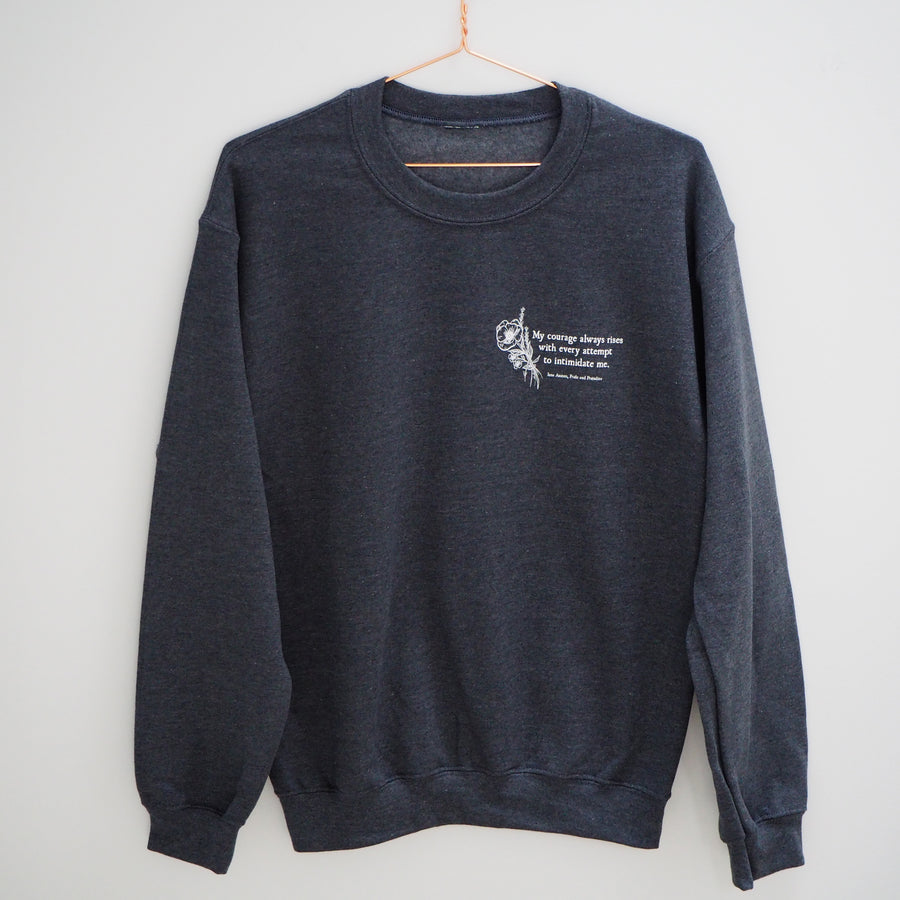 Pride and Prejudice Sweatshirt - Literary Emporium